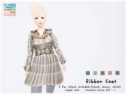!creamSH! Ribbon Coat AD ALL